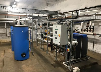 Poole & Bournemouth College Plant Replacement
